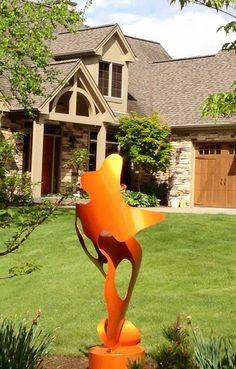 Sculpture by Stephen Kishel - Eccentricity