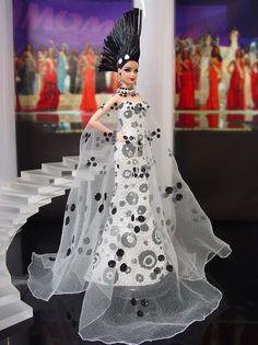 Miss Croatia 2013/2014 - International Pageant Collection - NiniMomo Doll