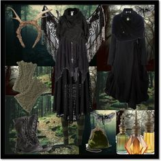 """*Forest Witch 2*"" by pagana on Polyvore"