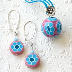 How to make jewellery using polymer clay