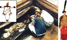Revealed: Fashion and beauty secrets of 2,500-year-old 'tattooed Siberian princess' after body was found in ice-clad burial chamber #DailyMail