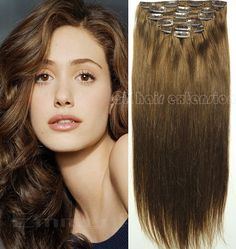 Affordable clip in full head human hair extensions 70g to 200g find this pin and more on human hair by curlyhairextens pmusecretfo Images