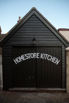 SOMEWHERE I WOULD LIKE TO LIVE: Home Store Hastings