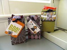 gift bag punch board comparison - Google Search