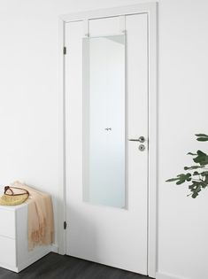 12 IKEA Products Every Renter Should Know About Over The Door Mirror