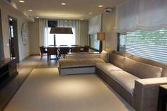 Piso de Diseño con Gran Terraza en Galvany Barcelona   Venta Barcelona Apartment, Apartments, Couch, Furniture, Home Decor, Terrace, Flats, House Decorations, Home