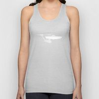 Womens Tank Tops featuring Star Trek USS Enterprise by Metin Seven