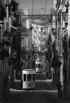 Elevador da Bica, Lisboa.