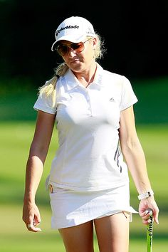 Fan Experience: LPGA Golfer Natalie Gulbis by Scott Neumyer