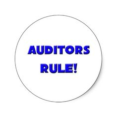 auditors rule