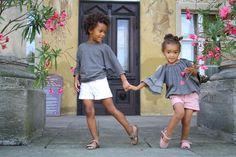 Moda y Estilo con sentido humanista: Fraternidad #Fraternidad #BambiniAllaModa #AltaModaInfantil #ModaInfantil