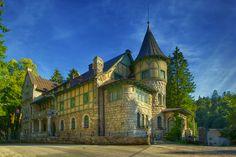 Frankopan's castle - Stara Sušica, Croatia
