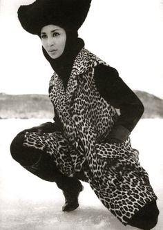 1960's fashion china machado 1962