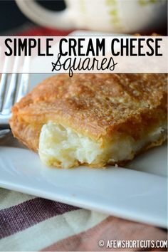 Sinful simple decadence.  I apologize in advance for exactly how easy these are to make. Once you m ...