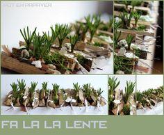 Workshop Pasen/Lente 2015  Pot en papaver