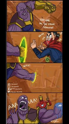 How it should have ended.
