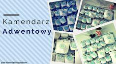 Pani Domowa: Kalendarz adwentowy DIY