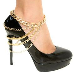 Find More Anklets Information about Foot Jewelry Chain Link Anklets Nice Gift For Women Party Tassels High Heel Shoe Anklet Bracelets Fashion Accessories,High Quality gift box jewelry,China gift notebook Suppliers, Cheap jewelry gift idea from City lovers Liu Yanxia on Aliexpress.com