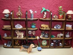 Some fun miniature ideas. You can buy similar buy elephants, rhinos and giraffes from bead landing at Michaels, they come in a mixed package