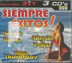 Siempre Exitos! Serie MAX - 3 x 1 By Various Artists (CD/2007)