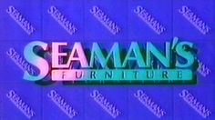 1986 - Commercial - Seaman's Furniture - Washington's Birthday Sale!