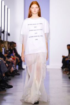 Yang Li Ready To Wear Spring Summer 2015 Paris