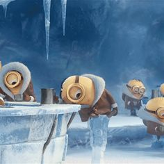 """MINIONS 