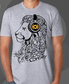 Pick up our Men's Lion tee today! GO(O)D Life, GO(O)D Music, GO(O)D Company. Visit www.GoodCoApparel.com #iKeepGoodCo