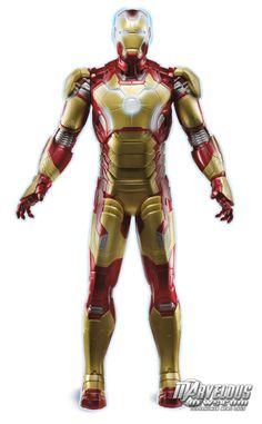 iron Man 3 Toy