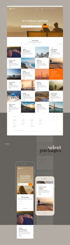 Travel Clinic | Website on Behance