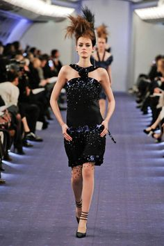 Chanel, Spring/Summer 2012, Couture
