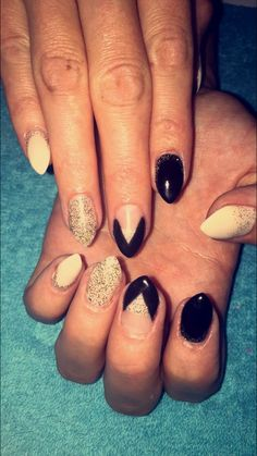 Love my nails here! ❤️