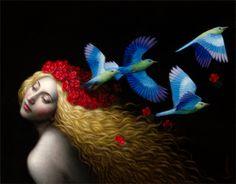 Chie Yoshii – Surrealistas y sincréticos mundos. | Arsenal Le Comte Arts