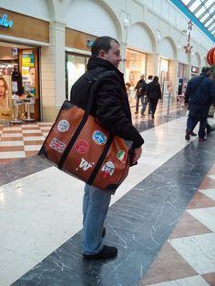 Luca's Shopping bag