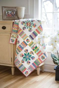 Rose of Sharon Quilt