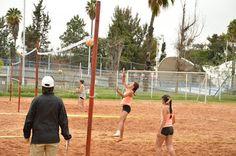 Se juega la 4ta jornada de la Liga Berry de voleibol de Playa en Aguascalientes…