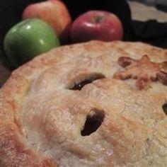 Uses one egg yolk Baker's Secret Pie Crust - Allrecipes.com