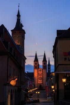 Würzburg (Bayern) Deutschland   Germany