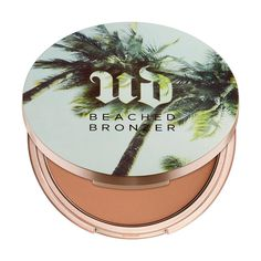 Doesn't our new Beached Bronzer just make you wanna getaway? #UDGetaway #UrbanDecay