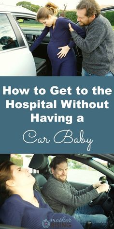 Nobody wants a car baby. However, with these crazy car birth videos going viral on the internet, it makes sense that parents want to know how to get to the hospital without having a car baby.Follow these instructions to make sure your baby is born at the hospital and not on the side of the road! First Baby, Mom And Baby, Safe Co Sleeping, Hospital Birth, How To Sleep Faster, Before Baby, New Dads, First Time Moms, Maternity Pictures