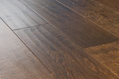 Floor Re Custom Hand Scraped Hickory Floor In Cupertino Gray Green