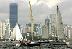 Miami regatta 2012 day columbus