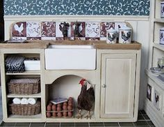 Rooster Kitchen (Friday's Child)