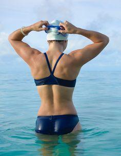 Swimming Body, Swimming Diving, Girls Swimming, Female Swimmers, Female Athletes, Swimming Motivation, Triathlon Women, Swimming Photography, Swim Caps