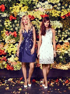 Coast High Summer collection featuring...Enchanted Dress & Evalyn Dress