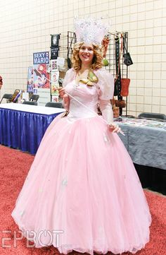 glinda the good witch costume homemade - Google Search | blinds ...