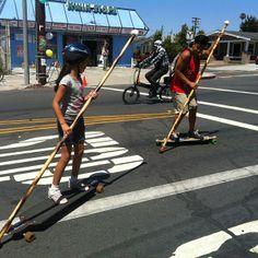 Street SUP #SanDiego #CicloSDias #WestSSUP