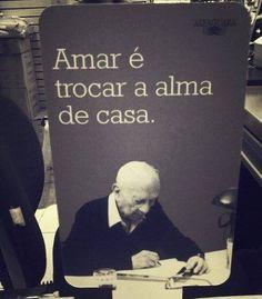 Amar é...