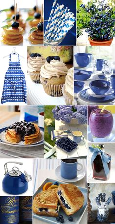 National Blueberry & Berries Month is July - Blueberry Party - Blueberries - Blueberry - Blueberry Recipes - Blue - Feng Shui Design Your Events at www.DeniseDivineD.com/feng-shui-design - Subscribe to Get Your FREE Feng Shui for Love Report.