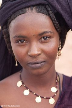 Dolce sguardo - Sweet look | Africa / Niger / Azawak © 2010 … | Flickr